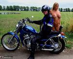 Nude Chrissy. Biker Girl Free Pic 5