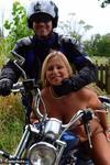 Nude Chrissy. Biker Girl Free Pic 11