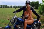 Nude Chrissy. Biker Girl Free Pic 12