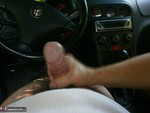 Caro. Jerking Off In The Car Free Pic