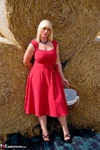 Melody. Horny Harvest Free Pic 2