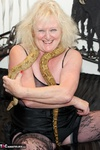 ClaireKnight. Snake Girl Free Pic 10