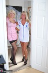 Dimonty. Two Naughty Nurses Pt1 Free Pic 1