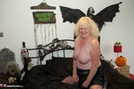 ClaireKnight. Halloween Strip Free Pic