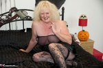 ClaireKnight. Halloween Strip Free Pic 19