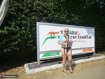 Barby. Barby Visits Frce India Free Pic