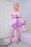 . Sheer White Pantyhose Free Pic 1