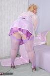 . Sheer White Pantyhose Free Pic 3