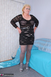 Fanny. Black Holey Skirt Free Pic 1