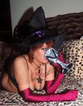 Dimonty. Witch With Potion Free Pic 14