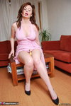 LusciousModels. Pink Dress Free Pic 18