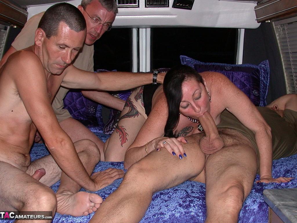 Wife Gangbang Public Park Porn Videos Pornhubcom