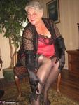 Girdle Goddess. On Your Knees Free Pic 2