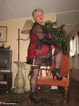 Girdle Goddess. On Your Knees Free Pic 6