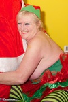ClaireKnight. Caught By Santa Free Pic 6