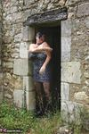 MaryBitch. In The Farm Ruins Free Pic