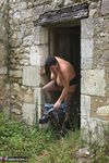 Mary Bitch. In The Farm Ruins Free Pic 9