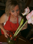 Caro. Wooden Spoon & Courgette Free Pic