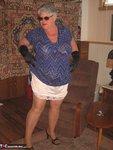Girdle Goddess. Sunglasses, Gloves & Smoking Free Pic 8