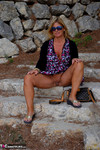 NudeChrissy. A Day At Cap Formentor Free Pic 4