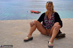NudeChrissy. A Day At Cap Formentor Free Pic 7