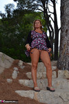 NudeChrissy. A Day At Cap Formentor Free Pic 9