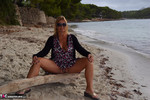 NudeChrissy. A Day At Cap Formentor Free Pic 14