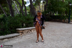 NudeChrissy. A Day At Cap Formentor Free Pic 19