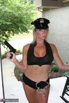 Jayme Lawrence. Cop On The Job Free Pic 1