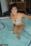 Georgie. Messing about in a jacuzzi Free Pic 11