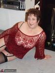 Kinky Carol. See Through Top Free Pic 9