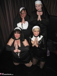 Dimonty. Four Nuns Go Into A Swingers Club Free Pic 9