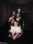 Dimonty. Four Nuns Go Into A Swingers Club Free Pic 10