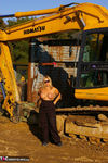 Nude Chrissy. The Excavator Free Pic 3