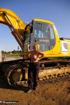 Nude Chrissy. The Excavator Free Pic 9