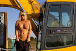 Nude Chrissy. The Excavator Free Pic 16