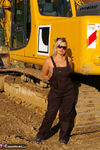 Nude Chrissy. The Excavator Free Pic 17