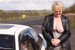 ClaireKnight. Out & About Flashing Free Pic 18