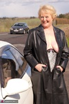 ClaireKnight. Out & About Flashing Free Pic 20