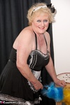 ClaireKnight. The French Maid Free Pic 11