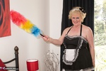 ClaireKnight. The French Maid Free Pic 12
