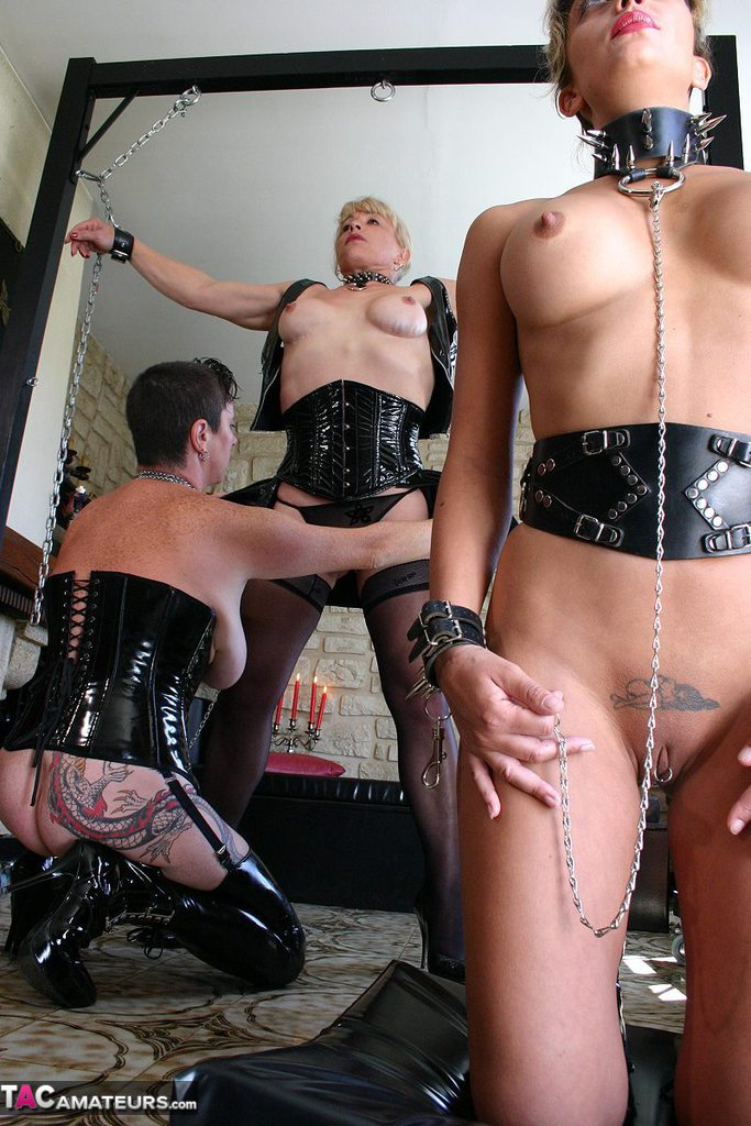Mary Bitch - Bdsm With Marjorie  Diana Pt1 Pictures-3445