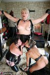 MaryBitch. BDSM With Marjorie & Diana Pt2 Free Pic 7