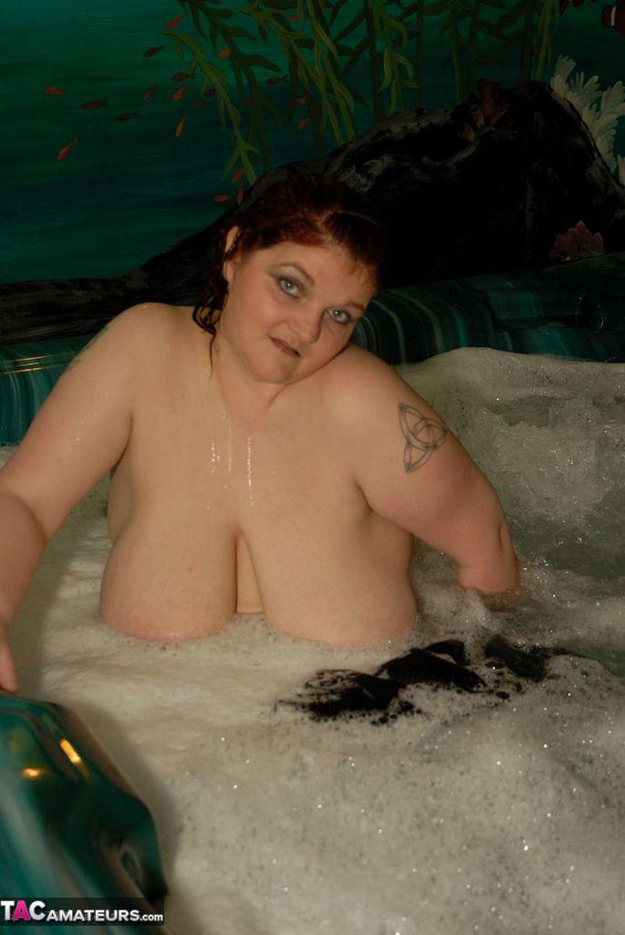 Black Widow – Alaska (USA) dans une baignoire