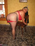 Girdle Goddess. Red Hot Free Pic 14