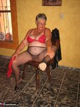 Girdle Goddess. Red Hot Free Pic 16