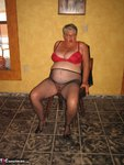 Girdle Goddess. Red Hot Free Pic 17