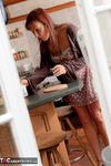 Georgie. Kitchen Voyeur Free Pic 2