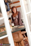 Georgie. Kitchen Voyeur Free Pic 4