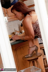 Georgie. Kitchen Voyeur Free Pic 5